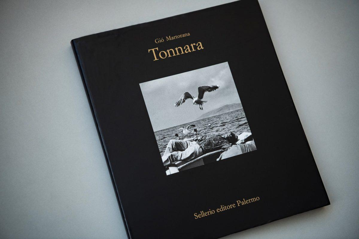 Copertina volume Tonnara di Giò Martorana